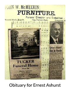 Tucker Yocum Wilson Funeral Home